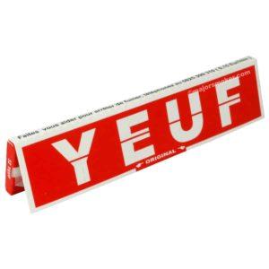 feuille a rouler YEUF SLIM, SLIM YEUF en gros, papier pas cher YEUF SLIM,