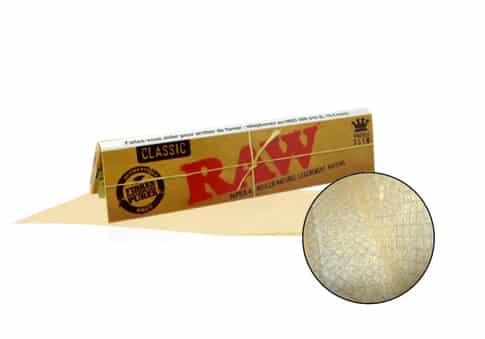 Carnet + feuille RAW Classic Slim - CRISS CROSS