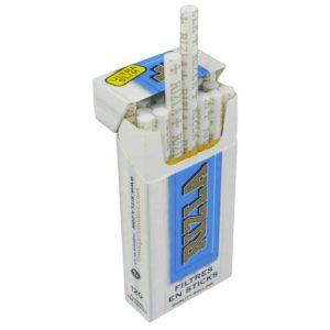 Filtres, RIZLA, filtre stick, filtres en mousse, filtres Rizla, filtre anti-nicotine, filtres Rizla sticks, Paquet de cigarette