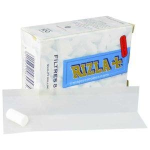 filtre rizla 8mm regular pas cher, filtres !mm rizla, filtres rizla en gros