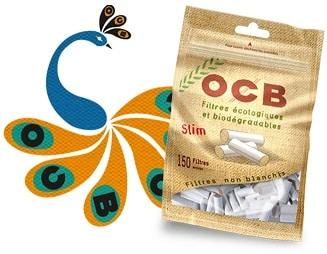 OCB Filtre 6mm BIO