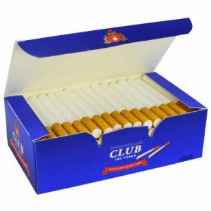 Achat tube club, Tube cigarette, Club Tube cigarette, Tube cigarette pas cher, Tube Club pas cher, Tube Club 100 pas cher