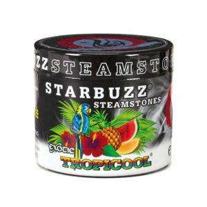 Starbuzz steam stones, starbuzz, starbuzz steam, gout, starbuzz steam stones gout, starbuzz pas cher, starbuzz chicha, starbuzz gout, starbuzz france, Tropicool, starbuzz tropicool, starbuzz steam stones tropicool, steam stones tropicool 125g
