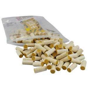 Filtre en mousse écologique, filtre mousse biodégradable, filtres biodégradables, filtre en acétate, filtre à cigarette, filtre à cigarette à rouler, accessoire fumeur écologique, filtre en mousse RIZLA