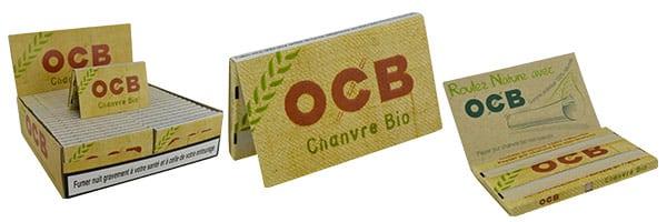 Feuille a rourler OCB Chanvre Bio