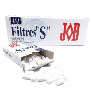 filtre Job, Filtre Job S, Filtre JOB S filtre cigarette 8mm, filtre Job S 8mm, Filtre Job Regular, filtre cigarette, acheter filtre, filtre cigarette pas cher, filtre cigarette efficacité, filtre regular, filtre cigarette regular, Filtres mousse, filtre à rouler pas cher, fume cigarette,