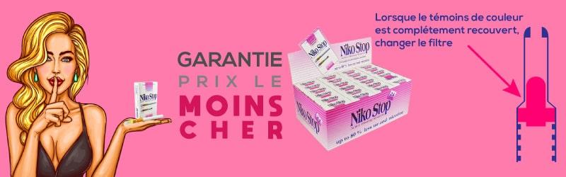 ou acheter filtre anti goudron, Niko stop pharmacie ,niko stop amazon, niko stop pas cher, nicostop, nikostop, niko stop petit prix