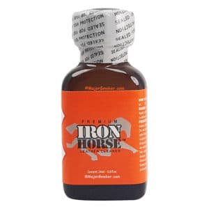 poppers iron horse 24 ml, iron horse 24 ml, poppers animal, iron horse pas cher, poppers orange, avis poppers, poppers cheval