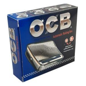 Rouleuse, rouleuse cigarette OCB, rouleuse OCB automatique, rouleuse blageu à tabac automatique OCB, OCB rouleuse, rouleuse tabac