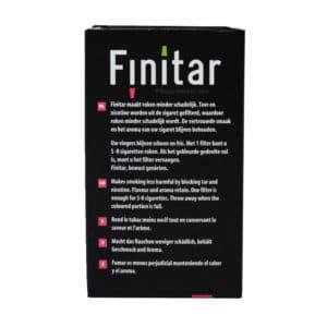 filtre finitar, fiitar filtre, filtre finitar avis, finitar, finitar 40, embout cigarette finitar, filre cigarette finitar, finitar filtre explication