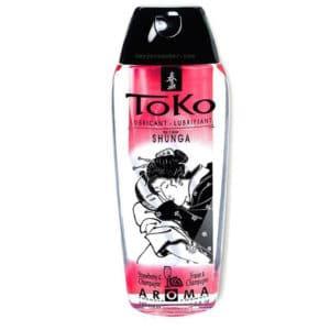 Gel lubrifiant parfumé vin fraise, gel lubrifiant toko shunga, Gel lubrifiant pas cher, Lubrifiant gel prix, Gel lubrifiant shunga toko, Lubrifiant toko, shunga gel lubrifiant