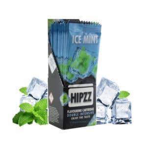 Hippz, hippz carte fraicheur, carte fraicheur menthol, ice menthol, cigarette menthe glaciale, menthol