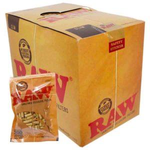 boite filtre à cigarette, sachet de filtre raw, filtre raw, filtre raw pas cher, filtre raw cellulose, filtre acétate, filtre biodégradables, filtre slim, grossiste feuille a rouler, filtre raw 6mm