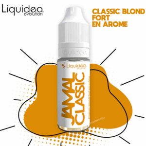 liquideo jamal classic, meilleur e-liquide français, e liquide jamal, e liquide jamal avis, e liquide tabac blond, e liquide tabac pas cher, jamal liquideo, jamal e liquide, recharge e-liquide jamal, e liquide tabac jamal