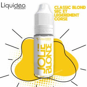 e liquide tabac, meilleur liquide tabac blond, e liquide jolie blonde, e liquide jolie blonde 0 mg, tabac e liquide, jolie blonde liquideo, arôme e-lqiuide tabac blond, e liquide tabac classic, e liquide jolie blonde pas cher, e liquide pas cher