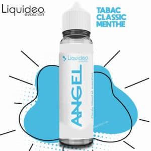 e-liquide tabac menthe, e-liquide menthol, meilleur e liquide menthe, e-liquide classic blond, liquideo angel, e-liquide angel pas cher, e-liquide pas cher, e-liquide mentholé, e liquide classic menthe, recharge e liquide tabac