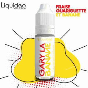 e-liquide gary la banane, e-liquide français, e-liquide fraise banane, e-liquide garyguette, e-liquide banane pas cher, e-liquide banane, gary la banane liquideo, e-liquide liquideo pas cher, arôme fraise e-liqude, e-liquide fruité pas cher