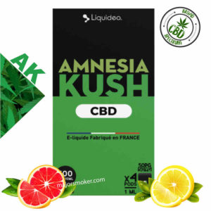 e-liquide Amnesia kush, the holy holy amnésia kush, the holy holy cbd, amnésia kush cbd, cbd, juul pods, pods compatible juul, Wpod cbd, wpod amnésia kush, cbd france