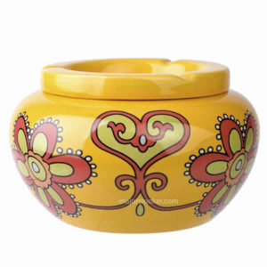 cendrier design, cendrier original, cendrier fermé, gros cendrier marocain, cendrier prix, cendrier pas cher, cendrier marocain prix, cendrier marocain pas cher, cendrier céramique, cendrier marocain jaune
