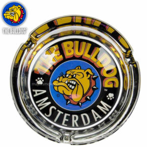 cendrier en verre the bulldog bleu, cendrier de table bulldog, the bulldog, cendrier verre, cendrier en verre pas cher, cendrier en verre épais, cendrier original, cendrier design bulldog, cendrier bulldog pas cher, cendrier en verre the bulldog coffee shop