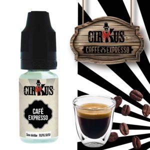 cirkus café expresso, e liquide café cirkus, café cirkus expresso authentique, e liquide cirkus cafe expresso, meilleur e liquide cafe, e liquide café noir, café expresso vdlv, e liquide café gourmand, cirkus pas cher, e liquide francais