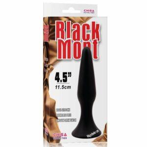 Plug Silicone Black Mont, plug anal xxl, plug anal femme, gros plug anal, a quoi sert un plug anal, comment utiliser un plug anal, plug anal maison, plug anal debutant, plug anal pour homme, plug anal xl